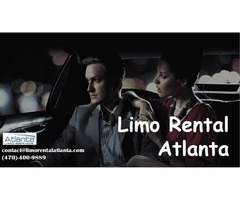 Are you looking for the BEST luxury limo service & rental in Atlanta?