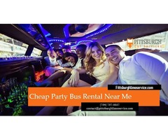 Pittsburgh Limo Service provides reliable