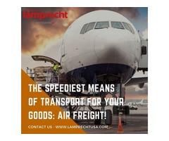 International Air Freight Companies