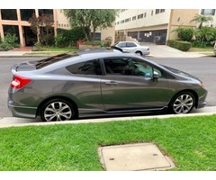 2012 Honda Civic Si  Low Miles!  Excellent Condition! | free-classifieds-usa.com