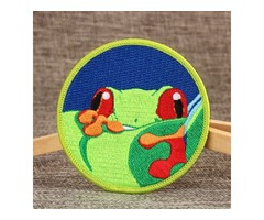 Embroidered Patches | Frog Embroidered Patches  - GS-JJ.com ™ | free-classifieds-usa.com