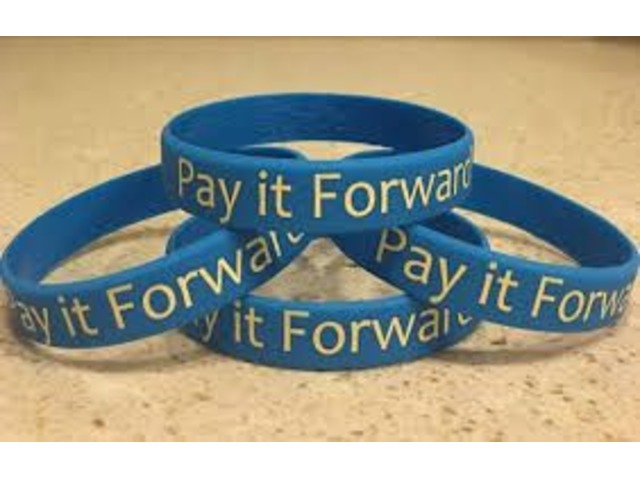 How Pay it Forward Works | free-classifieds-usa.com