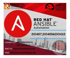 Red Hat Ansible Online Training at Amrita Technologies