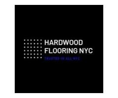 Wood Floor Medalion NYC
