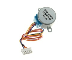 10Pcs 4 Phase 5-Wire 5V DC Stepper Motor For Arduino