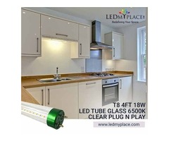 Buy Best 4ft 18W LED Linear Tube at Discounted Price on Sale