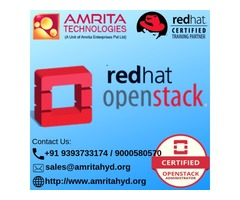 Red hat Openstack Online Training at Amrita Technologies