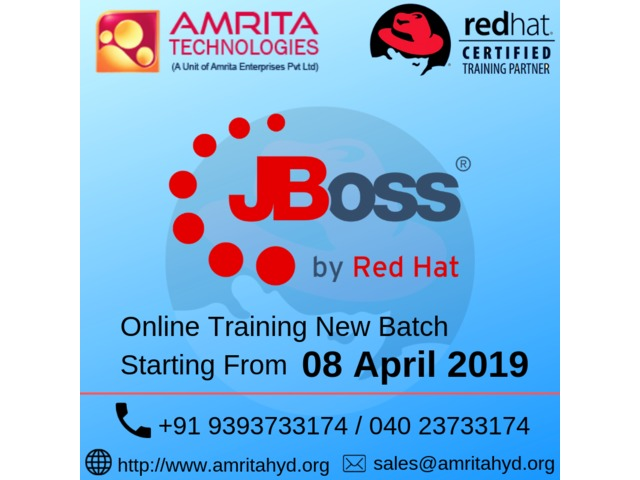 Red Hat JBoss Fuse Online Training at Amrita Technologies | free-classifieds-usa.com