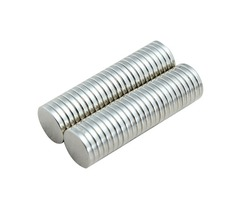 50pcs D10x1.5mm N35 Neodymium Magnets Rare Earth Strong Magnet