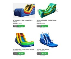 Buy Water Slide Jumpers | Happy Jump