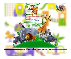 Jumping Places For Birthday Parties | The Safari Nation