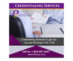 P3Care's Fast Track Credentialing for Hospitals & Insurance Companies
