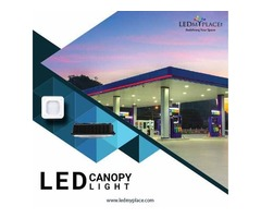 Get the Best LED Canopy Lights In California