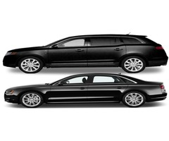 Luxury Rides Limo - Black Car Service