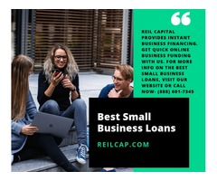 Instant Business Loans By REIL Capital