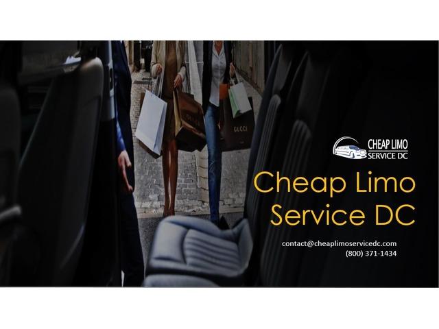 Cheap Limo Service DC   free-classifieds-usa.com