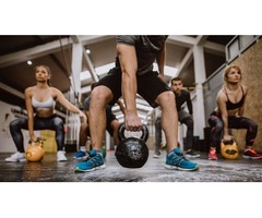 Get Fit With The Gym   Roxfire Fitness