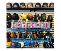Shop for the best Baseball Gloves from All Pro Athletics