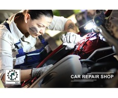 Car Transmission Repair Shop