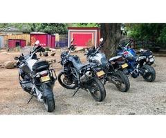 Guided Motorcycle Tours USA – Ojai Bike Rental