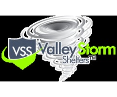 Shelters for Storms & Tornadoes | Valley Storm Shelters