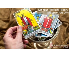 Want to know your Tarot Reading Report!