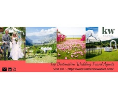 Top Destination Wedding Travel Agents