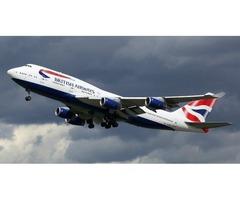 British Airways Change Flight