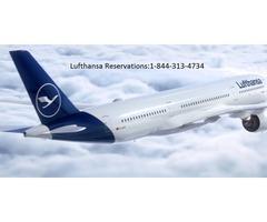 Lufthansa Reservations
