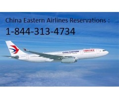 China Eastern Airlines Reservations