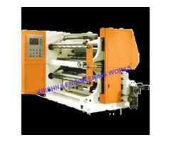 Cantilever Slitter Rewinder Machine, Slitting Rewinding