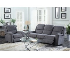 Get Beautiful Toledo 2 Piece Living Room Set - RainbowBestDeal