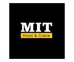 Electric Wire Rope Hoist Manufacturers & Suppliers | MIT Hoist