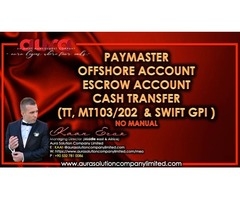 Paymaster & Offshore Banking