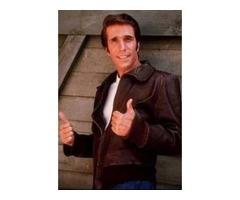 Henry Winkler Leather Jacket