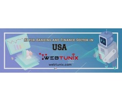 AI for Banking and Finance Sector in USA