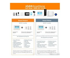 free installation Vivint Home security