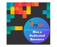 Inaysys presents Hire a dedicated resource to perform a number of organizational digital tasks in US