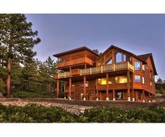 Luxury Lake Tahoe homes