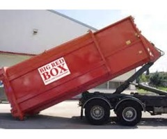 Big Red Box – Your Reliable Partner Disposing Waste at Affordable Rate Goose Creek