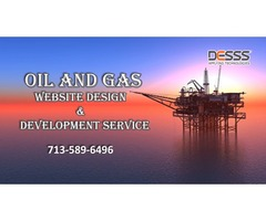 Oil and Gas Website Design Houston usa