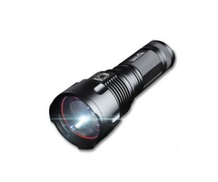 Warsun X65 XM-L T6 3Modes 1200LM Zoomable LED Flashlight