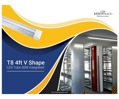 Use T8 4ft Integrated LED Tubes for Maximum Productivity