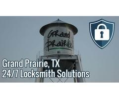 Locksmith Services by Professionals in Grand Prairie, TX