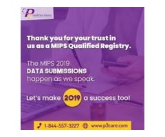 Earn 7% Medicare Incentives by Accurate MIPS 2019 Submissions with P3Care