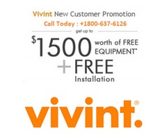 50 % Off on Vivint Home Security and Alarm System