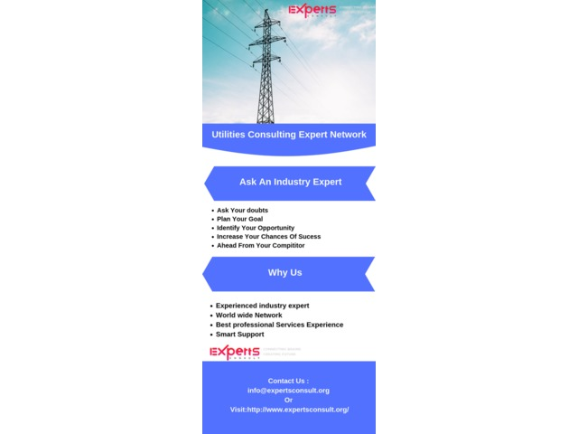 Excellent Utilities Consulting Expert Network Service Provider Firm | Expertsconsult | free-classifieds-usa.com
