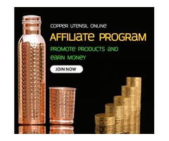 Join our Affiliate Program for FREE and Earn as Much as You Want