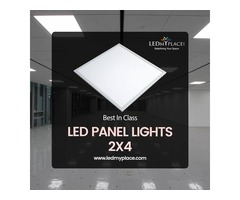 Buy Best 2X4 LED Panel Lights At Cheap Price