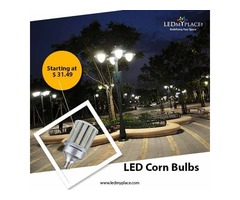 Online Sale! Safety Bulbs LED Corn Bulb For Sale At Reasonable Cost